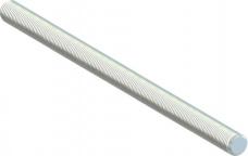 Stienis ar metrisko vītni 6mm x 1m