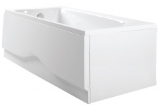 PAA Vanna Sonata, 1700x750 mm, ar rāmi, balta akrila