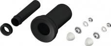 TECE tualetes poda pieslēguma kompl. (20cm)