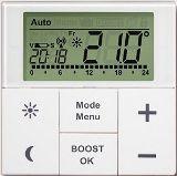 Bezvadu telpas termostats, termogalvu ETKF+ vadība