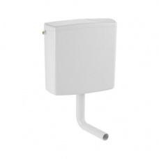 Geberit Skalojamā kaste AP140 6-3l, 410x138 mm, h=405 mm, balta
