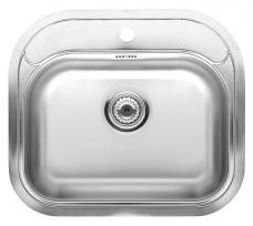 Reginox Virtuves izlietne Chicago (L), viena bļoda, 600x500 mm /kastē/
