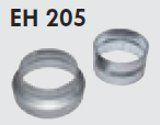 Adapteru kompl. D200-D160, EH205