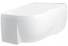 PAA Vanna Mambo, 1650x980 mm, ar rāmi, labā puse, balta akrila